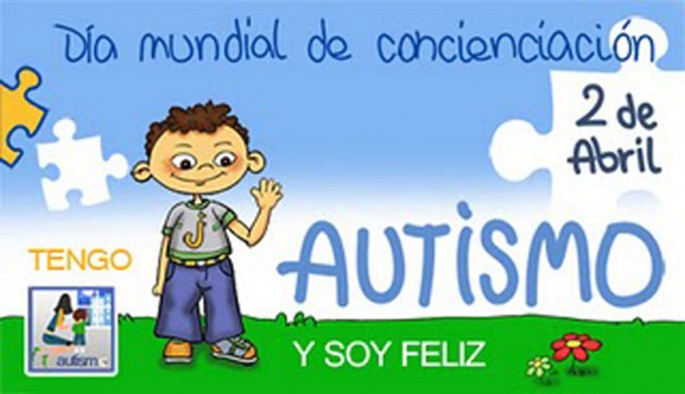 Día mundial de autismo